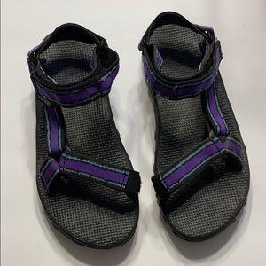 TEVA Classic Velcro Adjustable Sandals
